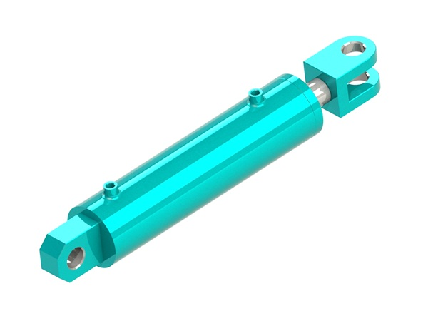 Xi lanh thủy lực AMP3 - RC, Hydraulic Cylinder AMP3 ISO